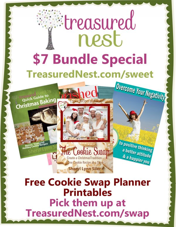 Treasured Nest Holiday Bundle Sale