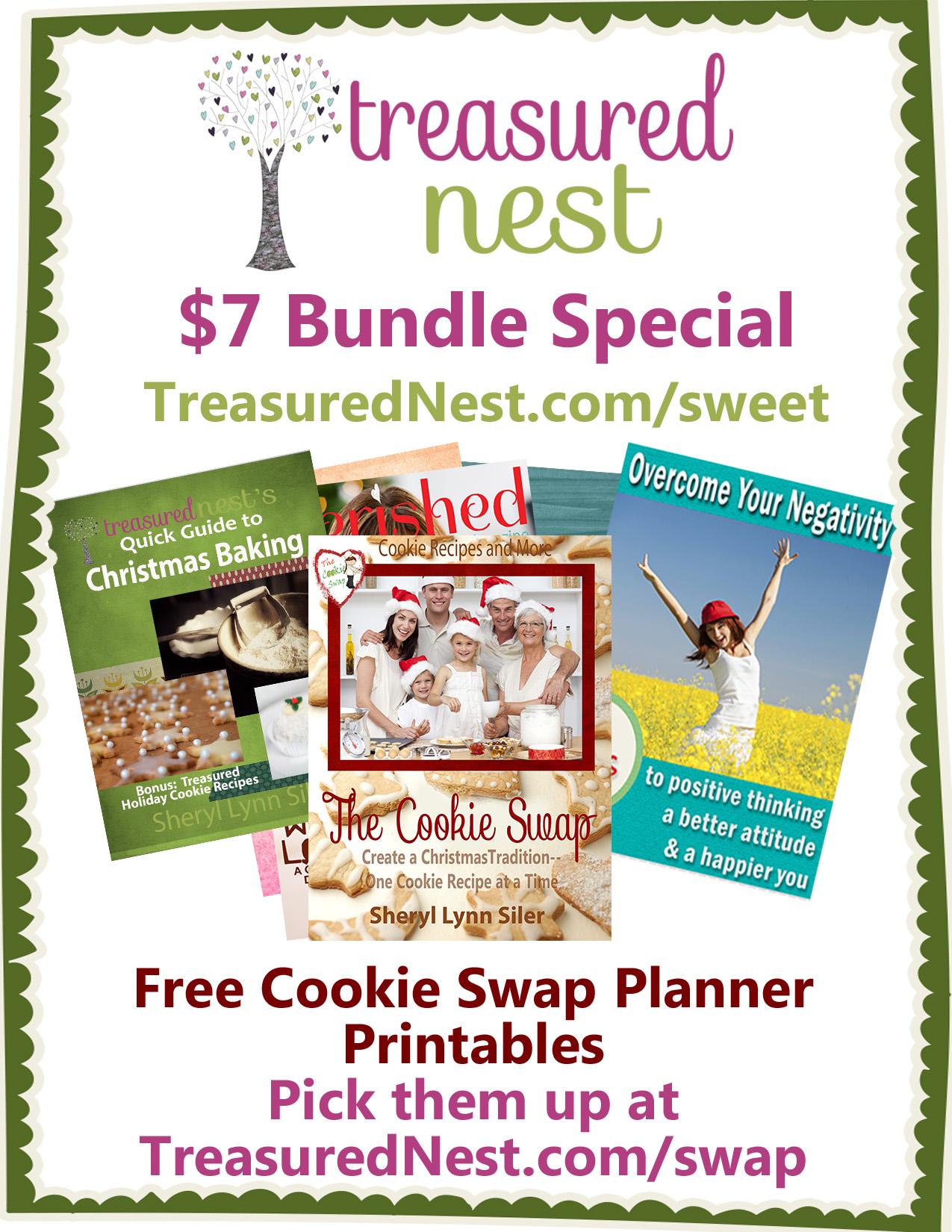 Treasured Nest Holiday Bundle Sale